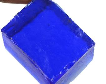 173.55 Ct. Uncut Brazilian Blue Topaz Gemstone Rough Christmas Gift