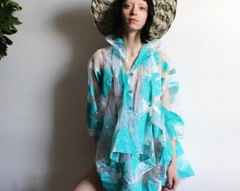 Watercolor Resort Dress