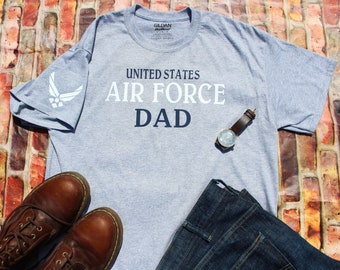 Air force dad | Etsy
