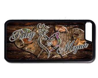 Buck and Doe iPhone 8 Case