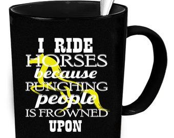 Horse mug. Horse coffee mug. Horse coffee cup. Horse gift idea. Horse Funny mug.  Gifts for Horse