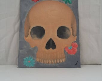 Beauty Grows with Skulls