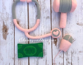 Felt Doljabi {4 Item Bundle}