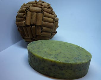 Invigorating and Exfoliating soap