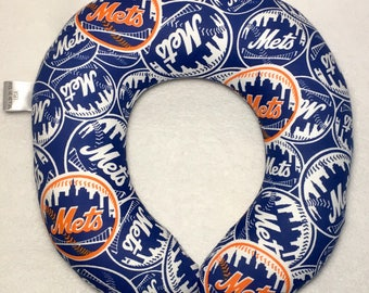 New York Mets- Travel/Neck Pillow