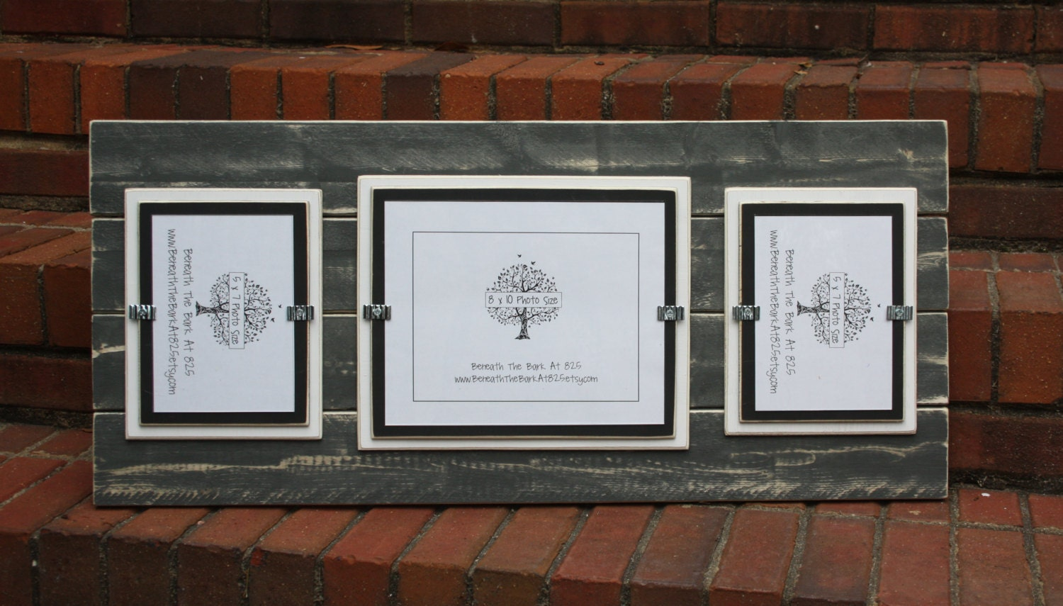 zoom - Double 5x7 Picture Frame