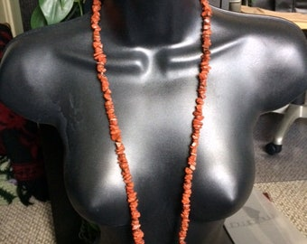 Agate Chip Necklace