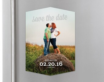 Boutique Save the Date Magnets (25 pack)