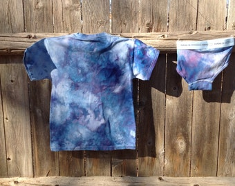 PRICE REDUCTION: Boys underwear, Size Small, Size 6-8, Boys Briefs, Boys Tee, Tie Dye, size 6-8,  Blue, Purple, White