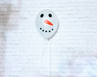 Frosty The Snowman Decals And Balloons Set of 6