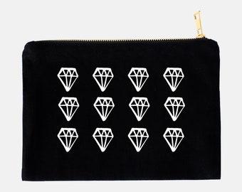 Cosmetic Bag   Makeup Bag   Beauty Bag   Cosmetics   Makeup  Cosmetic Pouch  Makeup Pouch   Cosmetics Bag   Makeup Lover Gift  Beauty Makeup