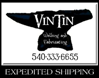 EXPEDITED RUSH Processing Fabricating Forging For Your Order by VinTin