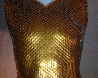 Orange Scalemail Shirt
