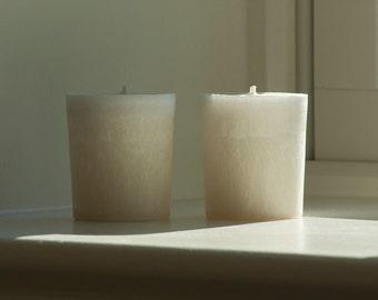 Coconut Milk Palm Wax Votive