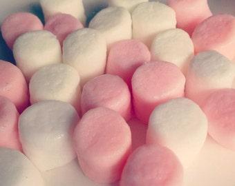 Mini Marshmallow Soaps