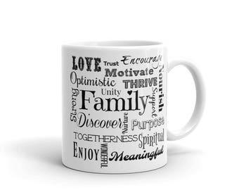 Inspiring Words 1 Mug