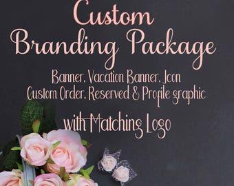 Business Branding, Branding Design, Branding Logo, Logo set, Branding Package, Custom Branding, Branding Set, Banner Design, Shop Branding