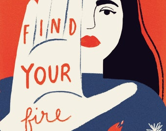 Find your fire - A4
