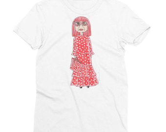 Little Yayoi Kusama T-Shirt