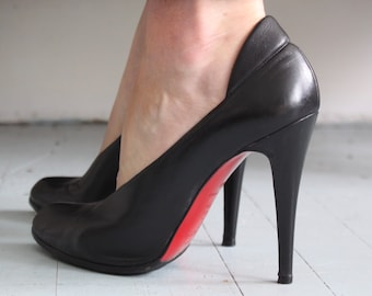 Gorgeous Vintage Christian Louboutin Pumps