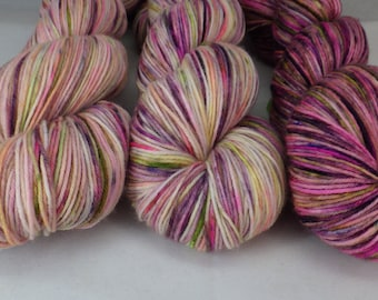 Fade These, Set of Three Hand Dyed Sock Yarns