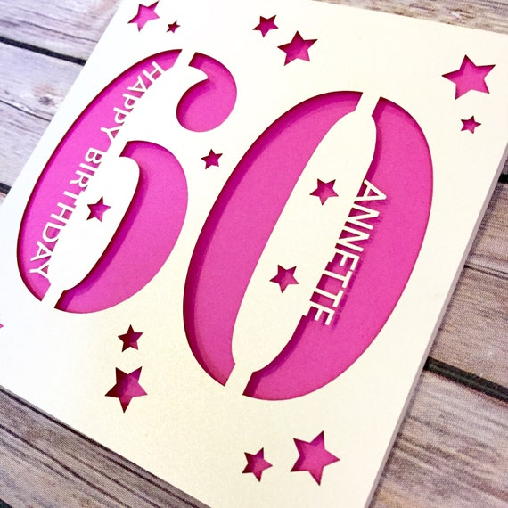 Personalised 60th birthday card dad 60th card mum 60th card personalised 60th birthday card dad 60th card mum 60th card sixty card happy 60th personalised 60th gift handmade card lasercut bookmarktalkfo Image collections