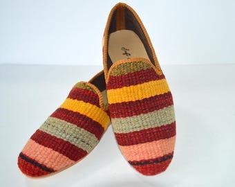 Kilim shoes men 40 euro size
