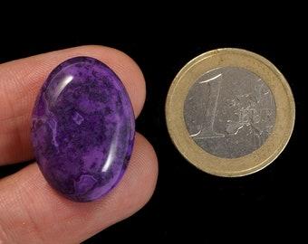 Natural Crazy Lace Agate / cabochon stone CAB 23