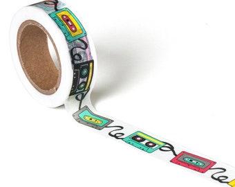 Mixtape Washi Tape