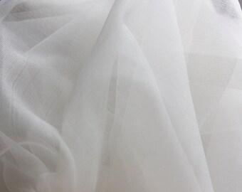Fabric silk organza, 70 cm, 27 inch