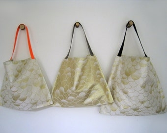 L2R * 015 bag tote bag Golden