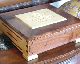 Tea Box, Tea Storage Box, Christmas Gift, Birthday Gift
