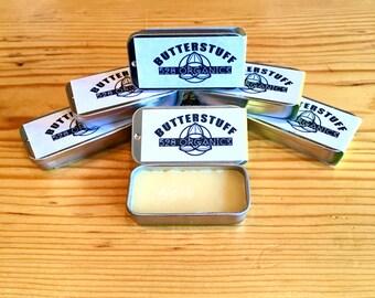 Butterstuff - plug and ear butter - vegan friendly