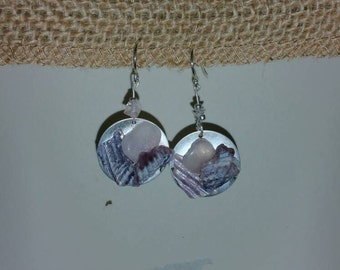 Sterling silver dangles