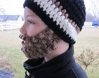 Custom Preteen ULTIMATE Bearded Beanie