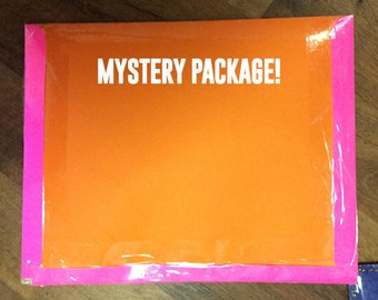 Original Art Mystery Package