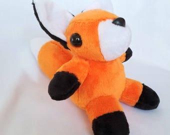 Chubby Fox Plushie