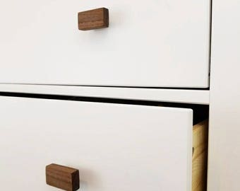 modern drawer pull etsy