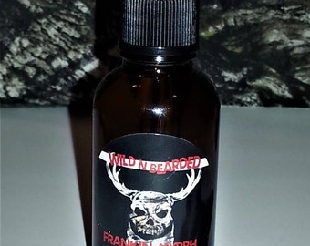 Beard Oil - Frankin-Myrrh