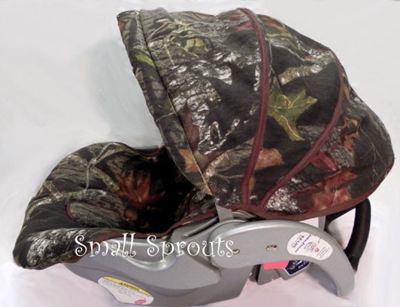 Mossy Oak Car Seat Covers Set