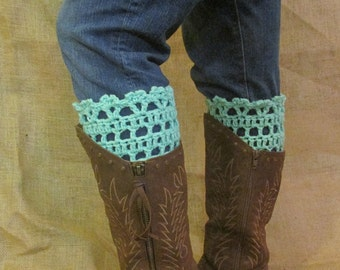 Lace Boot Cuffs, Lace Accessories, Fall Accessories, Boot Cuffs, Crochet Boot Cuffs, Lace Boot Cuffs, Knit Boot Cuffs, Teen Gift, Autumn