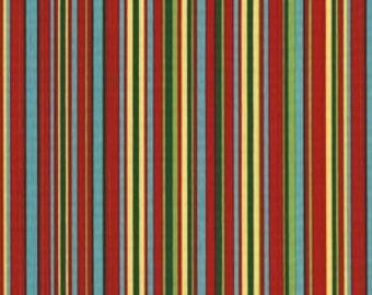 Michael Miller- Play Stripe C-3137-  Fabric- 1/2 yard