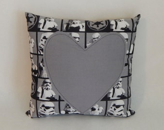Storm Trooper Accent Pillow