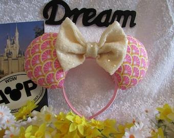 Lemonade Mouse Ears / Headband