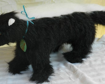 Skunk! Soft, Plush, loveable!