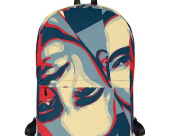 Barackpack | Barack Obama Graphic Backpack