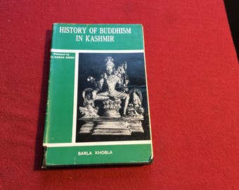 History of Buddhism in Kashmir, 1972 Edition