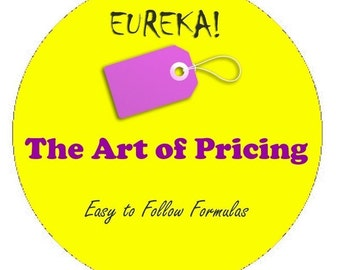 Price Your Products PDF Tutorial - Make a Profit on Etsy Product Pricing Help - Includes Wholesale Pricing