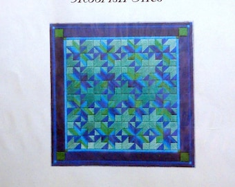 Moorish Tiles American Quilt Collection By Laura J. Perin Designs Needlepoint Pattern Packet 2000