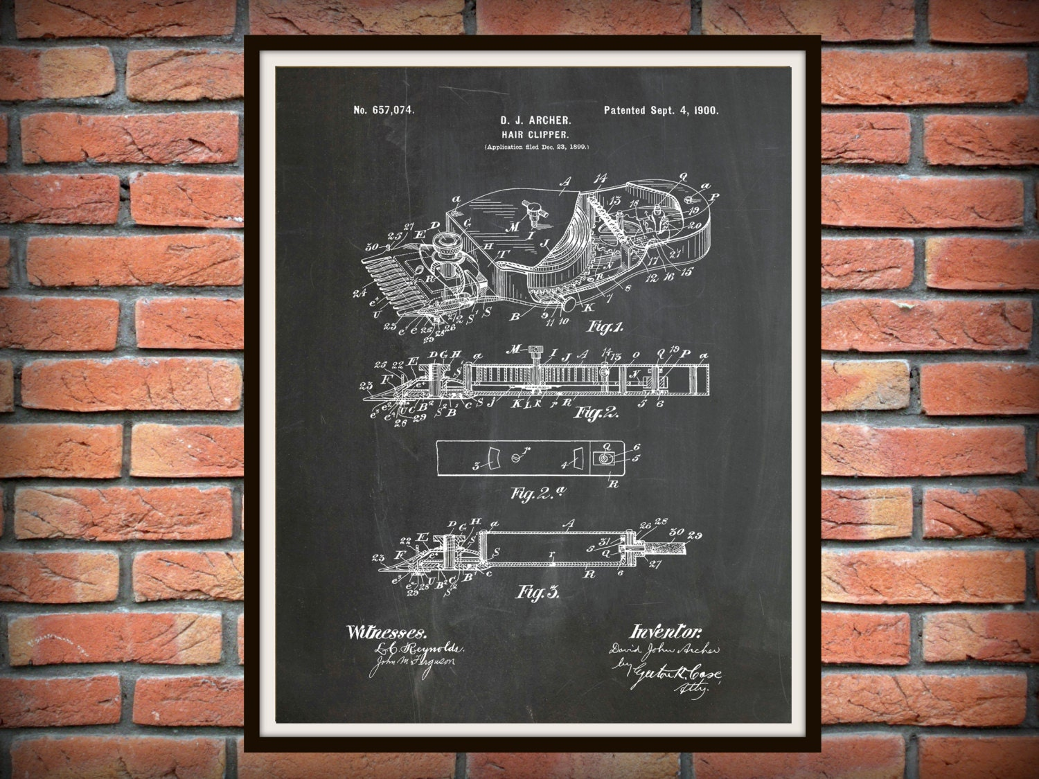 Patent 1900 hair clippers art print poster barber shop art patent 1900 hair clippers art print poster barber shop art hair salon wall art hairdresser art beauty parlor art malvernweather Images